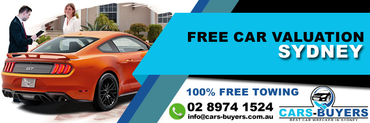 Free Car Valuation Sydney