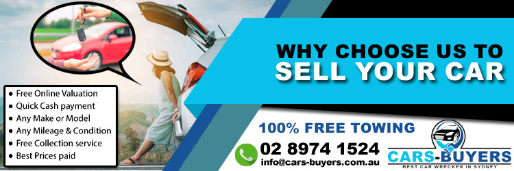 Why Choose Us To Sell My Car Sydney